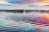 Otter Lake At Sunrise 28461