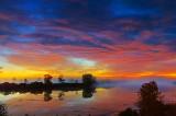 Rideau Canal Dawn 28683-5
