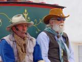 Tombstone Stagecoach Drivers