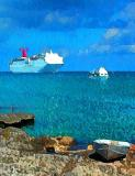 Cayman's Harbor Art