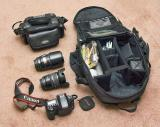My Entire Canon 20D Kit