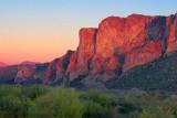Bulldog Cliffs At Sunset 81555