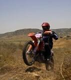 17702 - Enduro race #8/2009 / Ramat-Yohanan - Israel