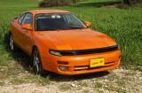 15224 - Toyota Celica (1992) / Ben-Shemen - Israel