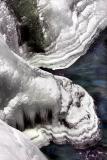 Snow Falls Gorge