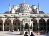 Blue Mosque / Sultan Ahmet Camii; 1609-1616 C.E.