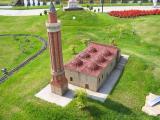 Fluted minaret Mosque, Antalya