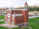 St. Antuan's Chatholic Church, Istiklal street; Istanbul