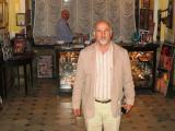 Kemal Hoca; the director of Pera Palas Hotel