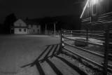 Hat Creek Ranch at Night
