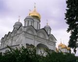 Kremlin Gold Domes
