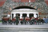 Military Band Playing Outside Kremlin