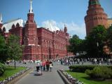 Walkway to Red Square