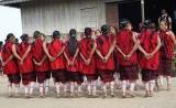 Festival of Sangtam Naga in Tsadang.