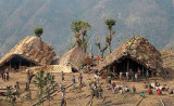 People from Changlangshu build a new village - Changsü.