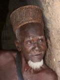 Voodoo priest in Taneka-Beri, northern Benin.