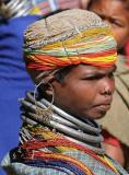India tribal Orissa, Bondo tribe