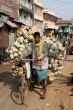 transport of baskets