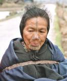 Apatani lady