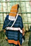 Myoko Priest´s Attire. Apatani tribe