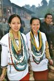 Apatani Ladies with Festival Necklaces