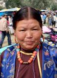 Kullu, Tibetan woman