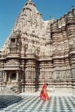 Jain temple in Palitana Gujarat India