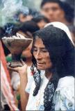 Female Catholic priest in Guatemala