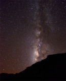Clear and dark skies - The Milky Way