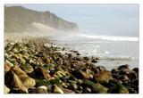 Southern California coastline along the PCH