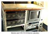 Television Monitors and VCR