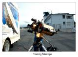 Sophisticated Tracking Telescope