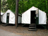 Our Tent Cabins