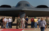 B-2 must stand for the 2 Billion it costs.