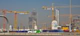 Construction nr. Burj Dubai