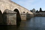 Le pont sur le Cher