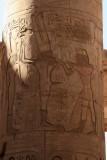 Horus et Amon (en super forme...)