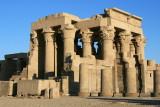 Le temple et la grande cour