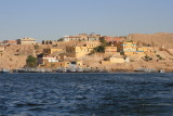 L'embarcadère pour se rendre sur l'île