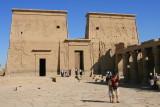 Le grand temple d'Isis