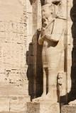 Ramses III et Isis