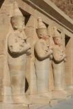 Statues de la Reine Hatchepsout