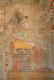 Le dieu Anubis, dieu-chacal