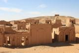 La nécropole copte de Bagawat