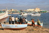 Le port et  le fort Qaytbay