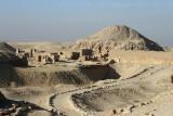 Le site de Saqqarah