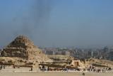 Le Caire et sa pollution