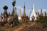 Restauration des pagodons