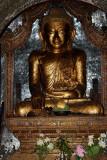 Le Bouddha de la pagode d'Alaungsitthou