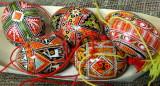 La Pyssanka, l'œuf décoré ukrainien